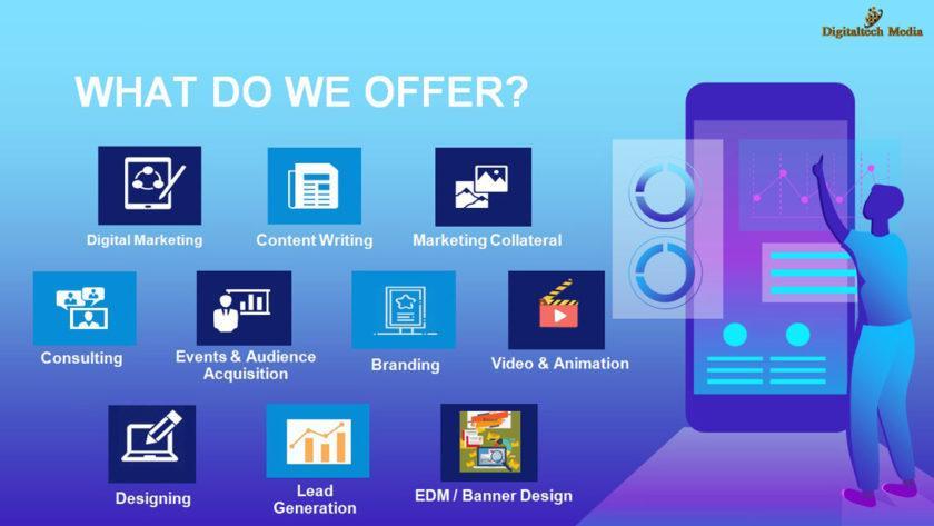 Digitaltech Media Services