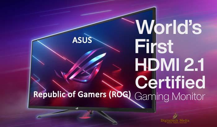 ASUS Republic of Gamers (ROG)