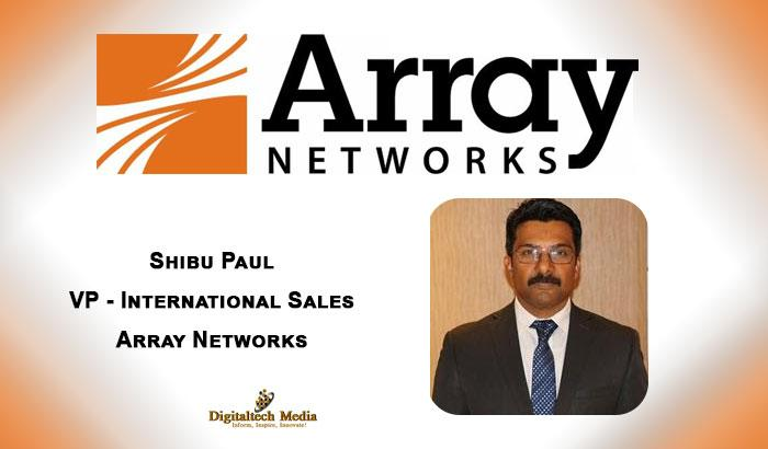 Array Networks - 'Make in India'