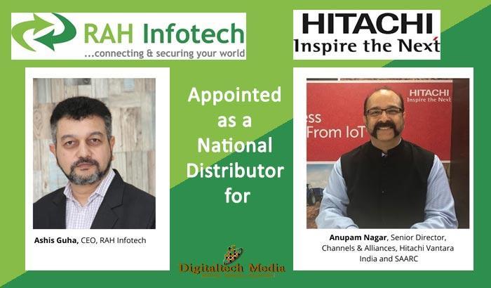 Rah Infotech and Hitachi