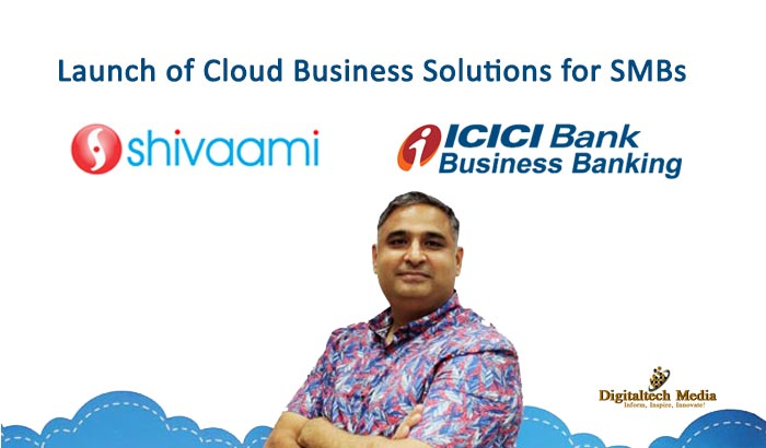 Launch of Cloud Business Solutions for SMBs