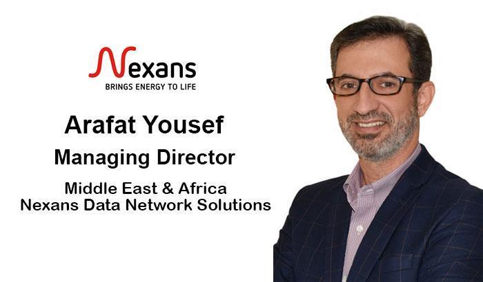 Arafat Yousef, Managing Director