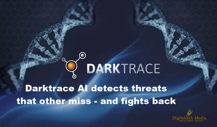 Darktrace Cybersecurity