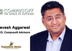 Devesh Aggarwal of Compusoft knows How to Pave His Own Road to Success