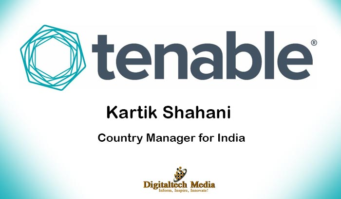 Kartik Shahani Tenable