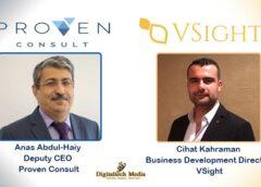 VSight Signs Proven Consult as its Exclusive Partner for the Middle East