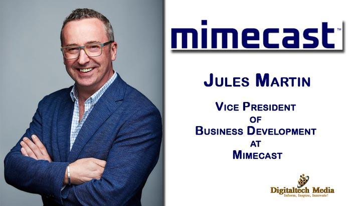 Jules Martin Mimecast