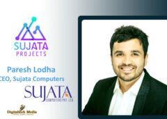 Taking the Legacy Forward-Paresh Lodha, Sujata Computers