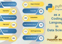 Python Preferred as a Coding Language in Data Science