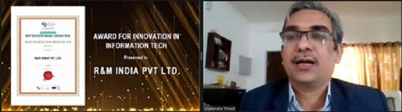 Shailendra Trivedi Senior Director Sales - Public Network R&M India