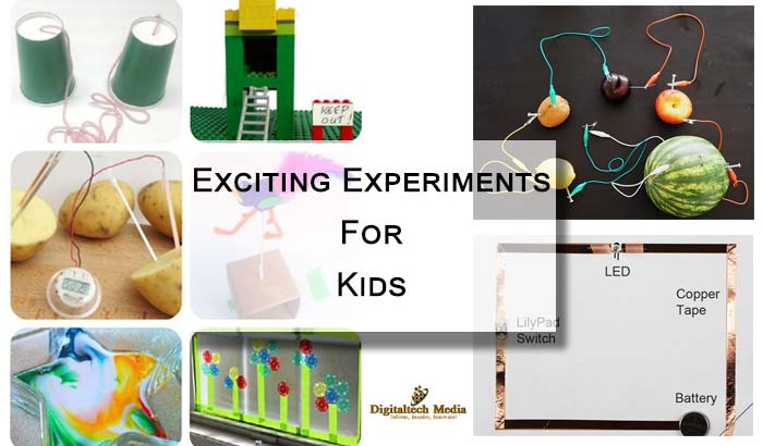 exciting tech experiments