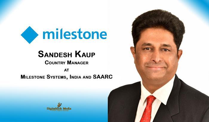 Sandesh Kaup - Milestone