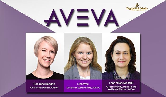 AVEVA is investing in both sustainability and inclusion