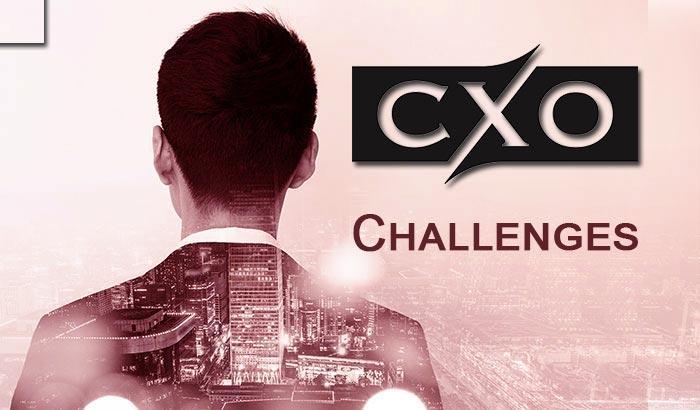 CXO Challenges