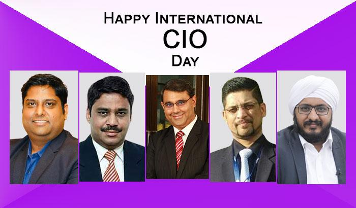 Happy International CIO Day