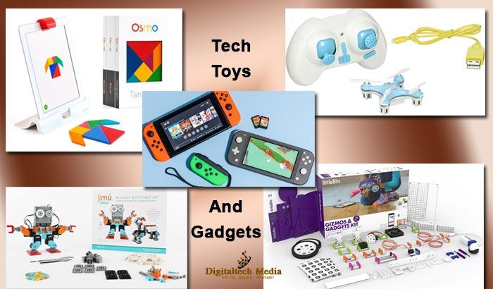 Tech Toys and Gadgets