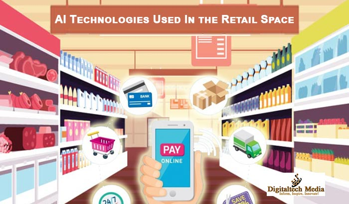 AI Technologies Used In the Retail Space
