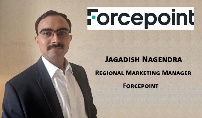 Jagadish Nagendra Regional Marketing Manager at Forcepoint