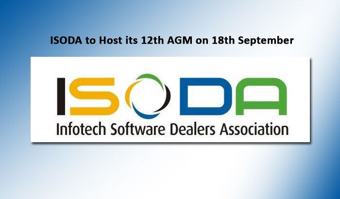 ISODA to Host its 12th AGM on 18th September