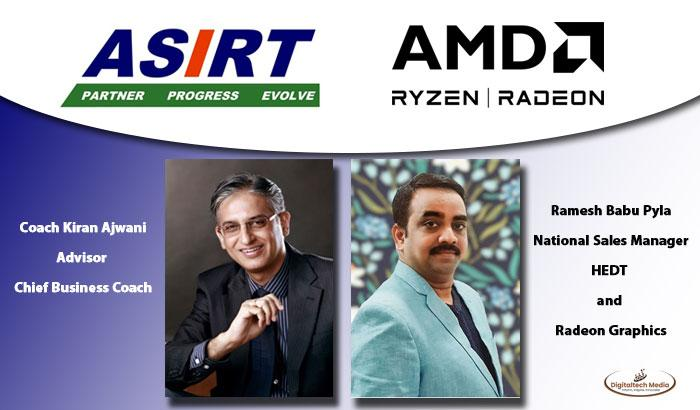 ASIRT Techday Event with AMD